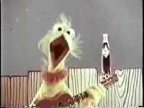 RC Cola - Early muppet commercial.