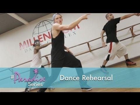Summer Tour Dance Rehearsal