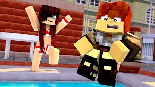 Minecraft Pirates - SWIM PARTY ?!