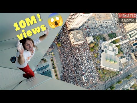 Why Alain Robert is the best Urban Climber ? | climbing the tallest skyscraper in the world