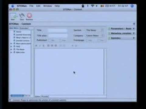 Open Source Developers At Google Series: Drupal, Joomla