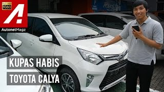 Video Review Toyota Calya 2016 by AutonetMagz MP3, 3GP, MP4, WEBM, AVI, FLV November 2017