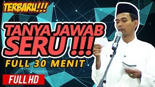 Video (FULL 30 MENIT) Tanya Jawab Bersama Ustadz Abdul Somad Lc, MA - Masjid Raya An-Nur, Provinsi Riau MP3, 3GP, MP4, WEBM, AVI, FLV Oktober 2018