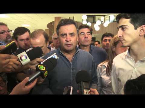 Presidente nacional do PSDB: encontro regional – Barretos (SP)