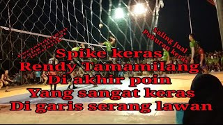 Video Spike keras Rendy Tamamilang antara kejora sadang(Rendy,Rivan,yuda) VS Tebuong(Rendy pantai) MP3, 3GP, MP4, WEBM, AVI, FLV Maret 2019