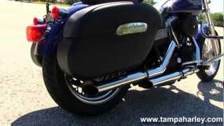 10. 2006 Harley-Davidson FXDB Dyna Street Bob with Python Exhaust