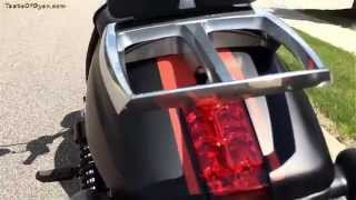 5. Harley Night Rod Special 2014 VRSCDX - Luggage Rack & Backrest Install, Review, Unboxing