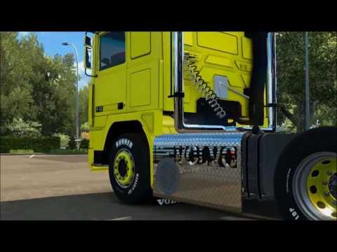 Volvo F16 1.26