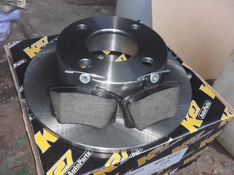 Тормозной диск задний ауди 100 45 кузов снимок