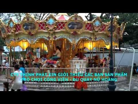 VIDEO ĐU QUAY NỮ HOÀNG
