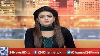 LIVE | Khaber kay Sath | Government leaders threats to Journalists  | 22 February 2017 | 24 News HD