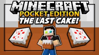 MCPE The Last Cake: KIDNAPPED BY THE CAKE LORD!