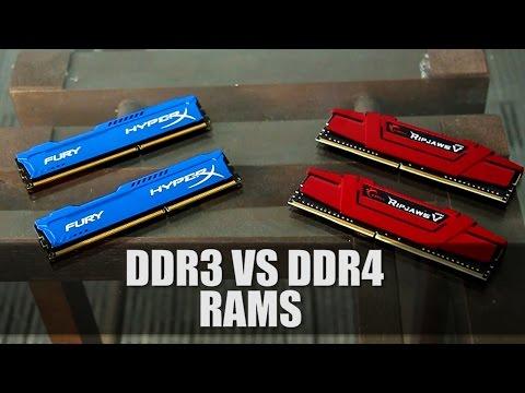DDR3 VS DDR4 RAM's - [Filipino Language]