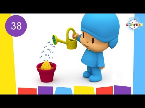 POCOYO WORLD: Drummer Boy (EP38)   30 Minutes with close caption  Cartoons for Kids