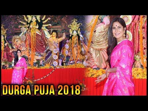 Durga Puja 2018: Katrina Kaif Looks Stunning In A