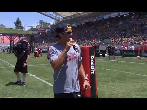 event - Dave Castro announced the final team event of the 2014 Affiliate Cup competition. The CrossFit Games -- (http://games.crossfit.com) The CrossFit Games® - The Sport of Fitness™ The Fittest...