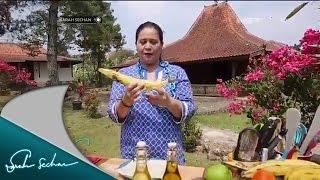 Pisang Coklat dan Martabak Special dari Chef Sandra Djohan SarahSechanNet