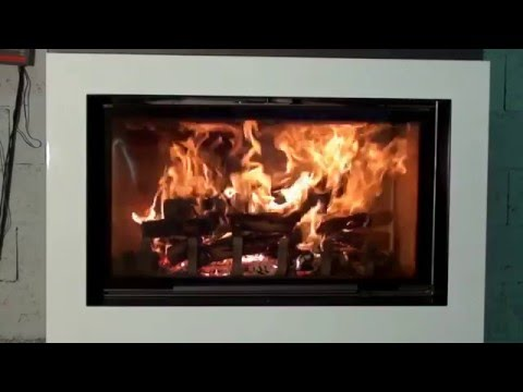 AxisH1200 Contemporary Inbuilt Fireplace
