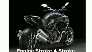 1. 2011 Ducati Diavel Carbon -  Transmission Specs Dealers Features motorbike Engine Details