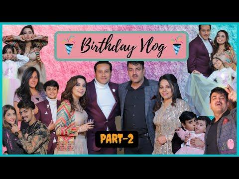 Part-2 of My Brother's Birthday Vlog | @Official Asmi Sharma @Mr Mrs Narula