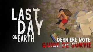 LAST DAY ON EARTH - LA DERNIÈRE NOTE !