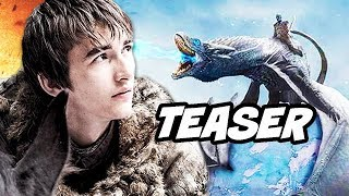 Video Game Of Thrones Season 8 Teaser - Night King and White Walkers True Goals Explained MP3, 3GP, MP4, WEBM, AVI, FLV Maret 2019