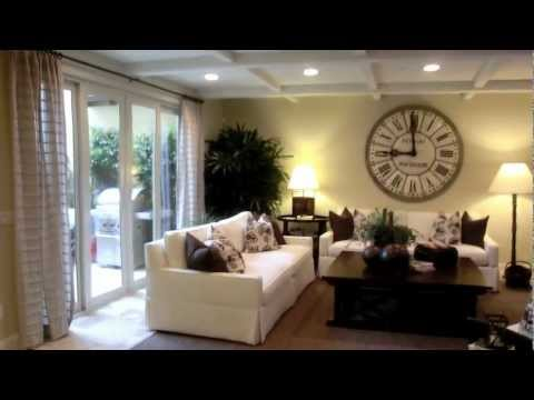Model home tour online