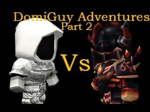 DomiGuy Adventures Part 2 The Ultimater