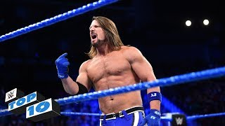 Nonton Top 10 SmackDown LIVE moments: WWE Top 10, February 6, 2018 Film Subtitle Indonesia Streaming Movie Download