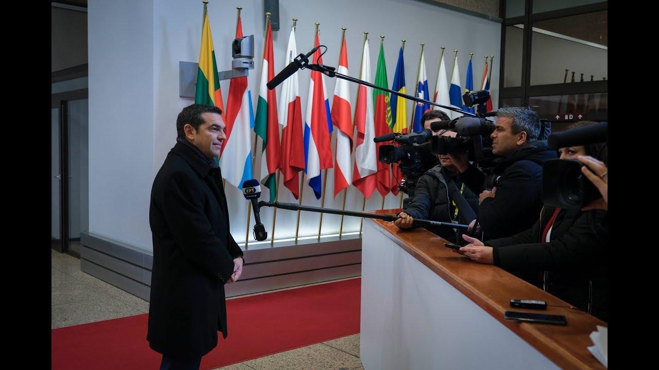 Δήλωση μετά την ολοκλήρωση των εργασιών του Ευρωπαϊκού Συμβουλίου