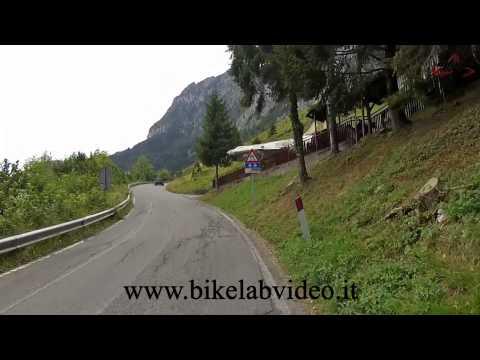 Passo della Presolana by Bike Lab Video for Elite, TACX, Daum, Kettler World Tour