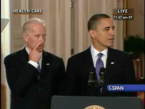 President Obama Signs Health Care Reform Bill