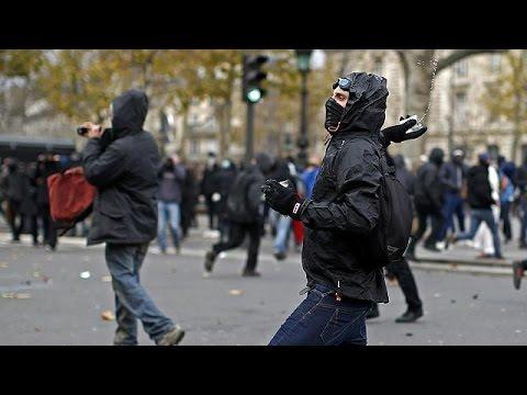 Γαλλία: Επεισόδια πριν την σύνοδο για το κλίμα