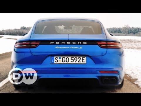 Porsche Panamera Turbo S E-Hybrid im Test | DW Deutsch