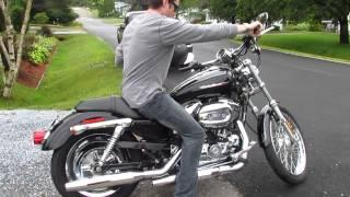 6. 2005 Harley Davidson Sportster XL 1200 Custom
