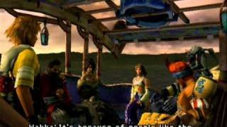 Cutscene Of Final Fantasy X Brought to you by VGCutsceneTV