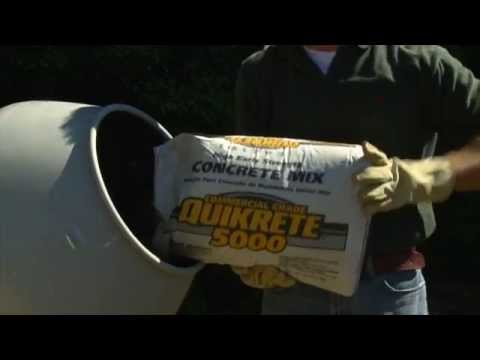 QUIKRETE 5000 Concrete Mix