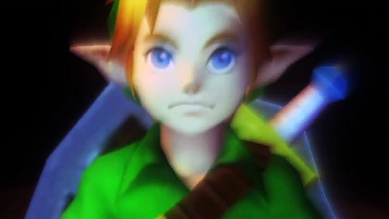 THE LEGEND OF ZELDA Majora's Mask 3D Gameplay #VideoJuegos #Consolas
