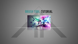 Brush Tool - How To Create Your Own Custom Brush, How To Make A Texture Using Brush&more!