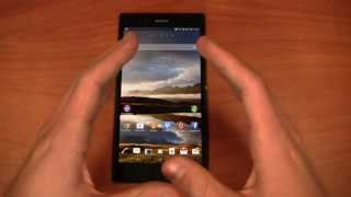 Sony Xperia Z Ultra Review Part 1