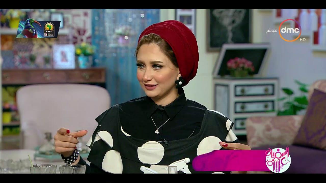 السفيرة عزيزة - اعرفي ازاي تطولي شعرك في شهر