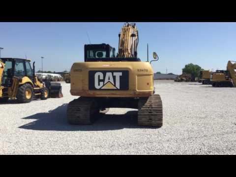 CATERPILLAR TRACK EXCAVATORS 320DL9 equipment video jtjlUXCsdLg