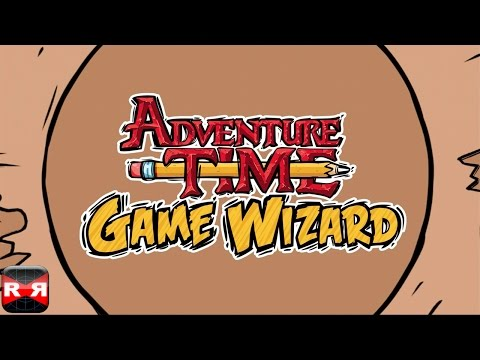 Adventure Time Game Wizard (By Cartoon Network) – iOS / Android – Gameplay Video