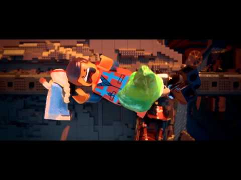 Preview Trailer The Lego Movie