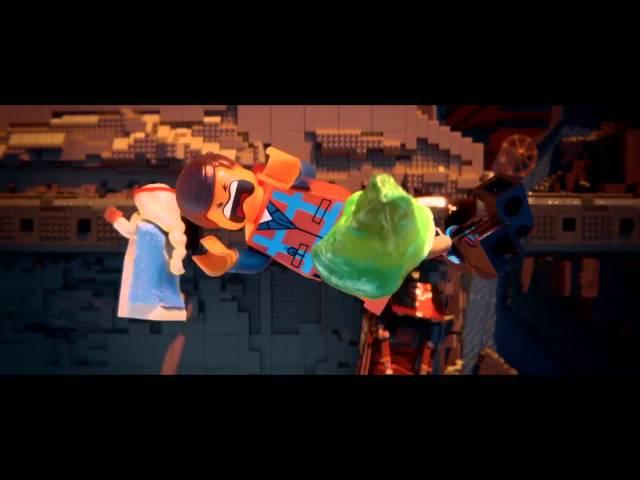 Anteprima Immagine Trailer The Lego Movie