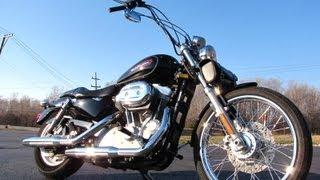 10. 2009 Harley-Davidson Sportster 883 Custom XL883C