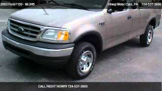 2003 Ford F150 XL - for sale in Latrobe, PA 15650