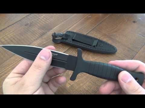 Knife Review : S&W \
