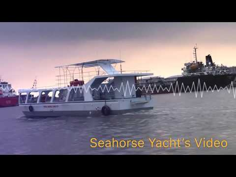 Du Thuyền Ngựa Biển - Tàu đáy kính 48 khách