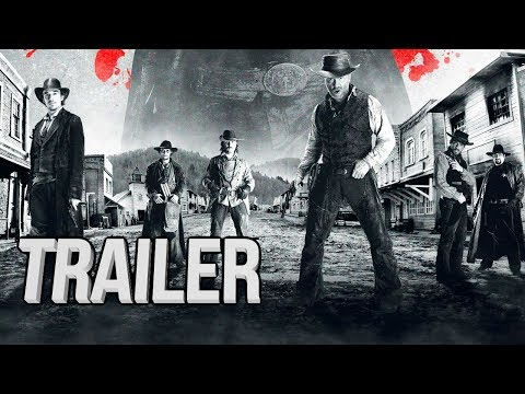 Dead in Tombstone (2013) | Trailer (English) feat. Danny Trejo & Dina